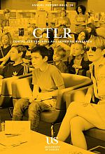 CTLR Annual Report 2015/16 cover