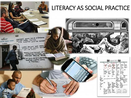 Literacy as Social Practice web image