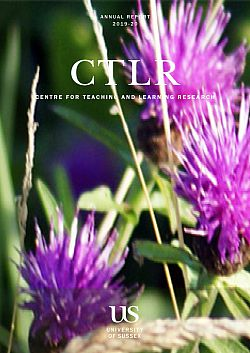CTLR annual report 2020 cover