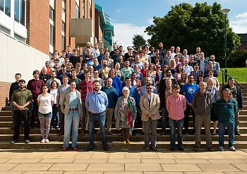 Department of Physics and Astronomy group photo 2015