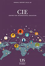 CIE Annual Report 2015/16: COVER