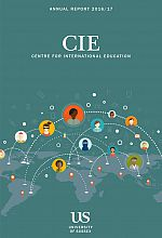 CIE annual report cover 2016/17