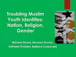 Troubling Muslim Youth Identities: cover slide