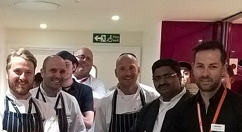 A few of the team at SussexFood
