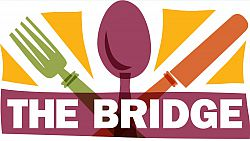 The Bridge cafe logo