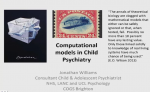 Thumbnail of Computational Models of Child Psychiatry