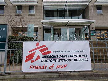 Friends of MSF Banner