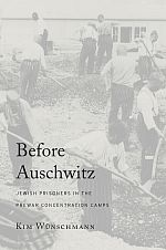Book cover 'Before Auschwitz'
