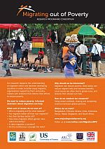 Migrating out of Poverty new programme leaflet