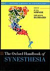 image of frontcover of OUP Handbook of synaesthesia