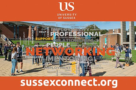 Feature image for the Sussex Connect platform