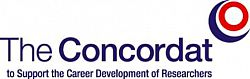 Concordat to Support the Career Development of Researchers Logo