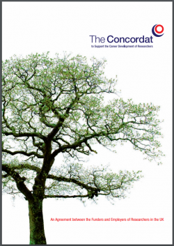 The Concordat to support Researchers