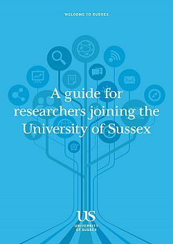 University of Sussex Research Staff Welcome Guide