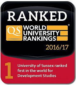 QS University Rankings 2016-17
