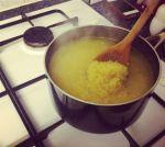 Quinoa on the boil
