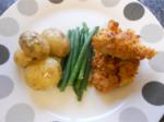 Cornflake Chicken Strips recipe pics