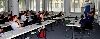 Professor Louise Morley presents in Cologne: July 2016