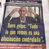 Anil Seth of front cover of Chilean newspaper