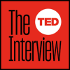 The TED Interview logo