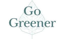 Hi res image of the University Go Greener logo