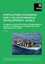 Population Dynamics and the Sustainable Development Goals