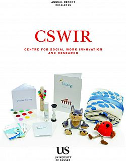 CSWIR Annual Report: 2018/19 cover