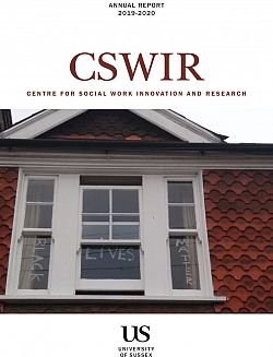 CSWIR Annual Report 2019/20 cover
