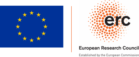 erc and eu logos