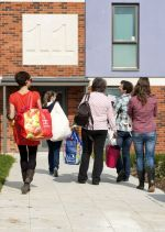 Northfield, students moving in