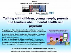 Parents' communication to primary school-aged children about mental health & ill-health