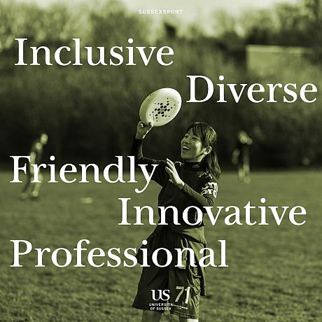 Inclusive Diverse Friendly Innovative Professional