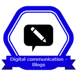Digital communication - Blogs
