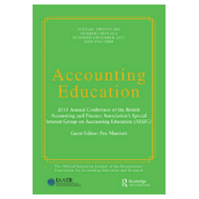 Accounting Education Journal