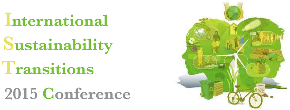 International Sustainability Conference 2015