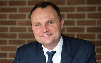 Adam Tickell, the Vice-Chancellor of the University of Sussex