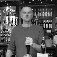 Iain Chambers, who is general manager of community pub, The Bevy