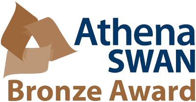 The Athena Swan bronze award logo