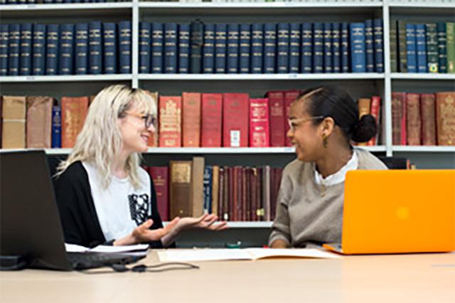Study english at university
