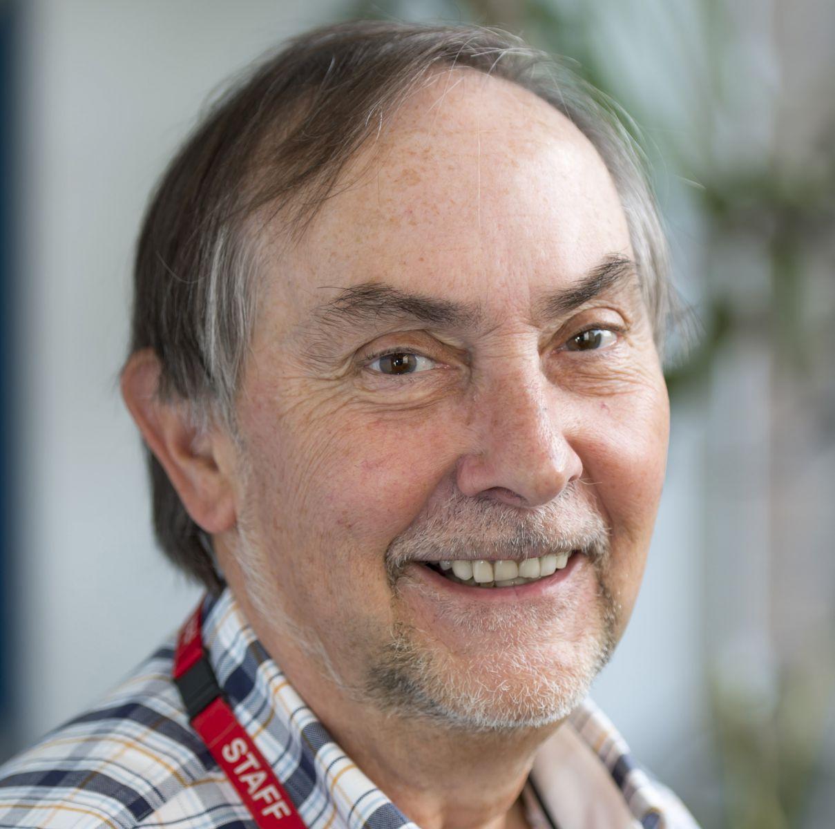 Headshot of Professor Tony Moore