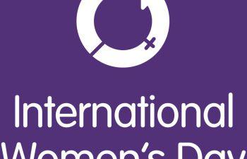 International Women's day logo 2021