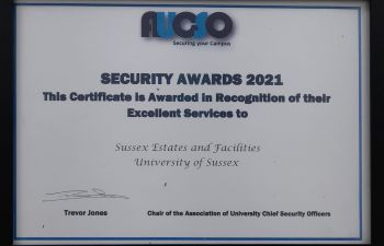 AUCSO certificate