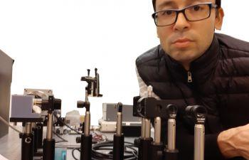 Dr. R. Aviles-Espinosa robotics and photonics lab at Sussex