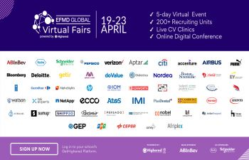 List of  companies at EFMD Global Virtual Fair