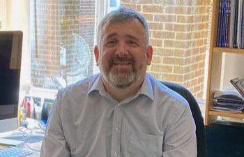 John Walker, Academic Lead for Disability