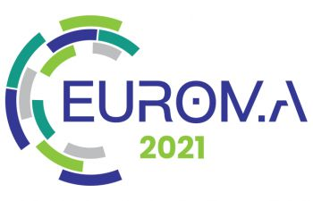 The EurOMA conference 2021 logo