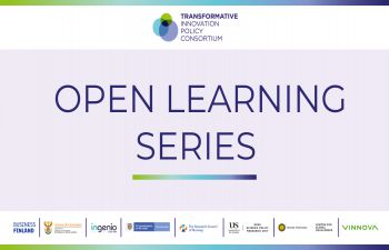 Title slide for the Open Learning Series