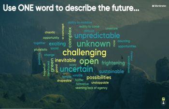 Keywords for goals of workshop