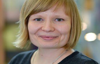 Profile photo of new SEG Co-Director Mari Martiskainen