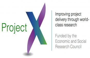 Project X logo (better government projects)